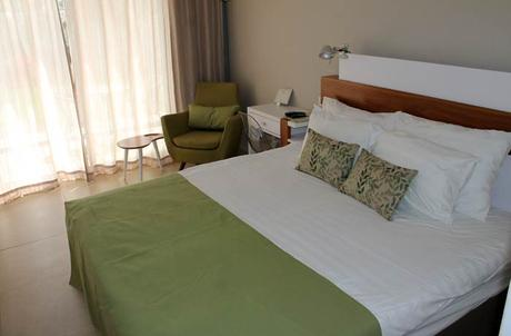 Habitación del Ein Gedi Hotel Israel por libre