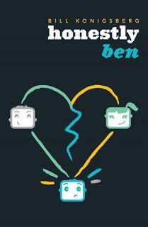 """""""Honestly Ben"""" de Bill Konigsberg"""