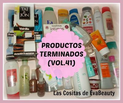 Productos Terminados (Vol.41)