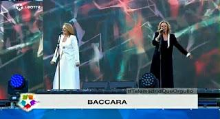 BACCARA en World Pride Madrid 2017