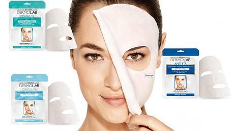 Hidratación Intensa para la Piel con las Mascarillas Faciales de DermoLab