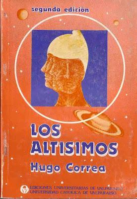 Los Altísimos, de Hugo Correa: Ciencia-Ficción chilena