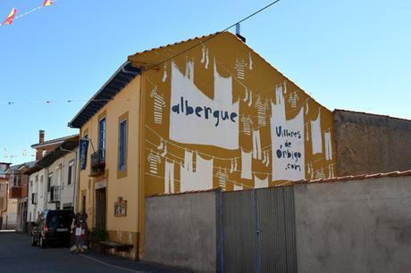 Albergue Villares de Órbigo, Camino Francés.