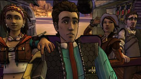 Tales from the Borderlands es un fracaso para Telltale