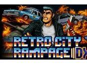 Impresiones Retro City Rampage para Switch. ¡Bendita locura pixelada!