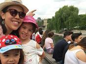París Niños: paseo bote Sena (Recomendado)
