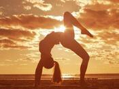 ayuda yoga ponerte forma Muchas personas con...