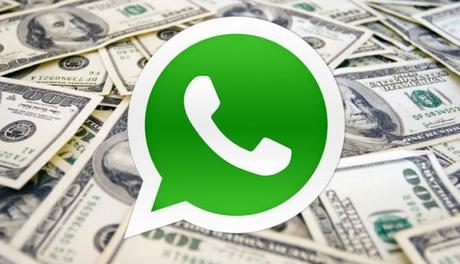 Se podrán hacer transferencias de dinero por Whatsapp