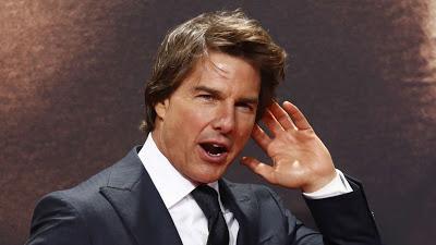 Tom Cruise y su accidentado rodaje