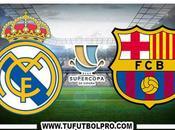 Real Madrid Barcelona VIVO Internet Agosto 2017
