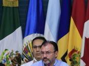 Canciller México visita Habana tras oponerse fuertemente Nicolás Maduro