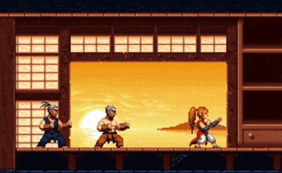 'Okinawa Rush', un juego de apariencia deudora de 'The First Samurai', abre campaña en Kickstarter