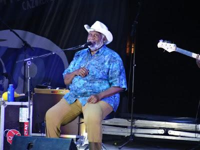 TAJMO: The Taj Mahal & Keb Mo' Band - 15/07/2017 - Cazorla.