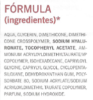 Gel hialurónico Farmacia Viéitez ingredientes