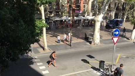 ATENTANDO TERRORISTA EN BARCELONA