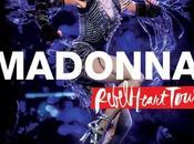 Madonna publicará 'Rebel Heart Tour' septiembre