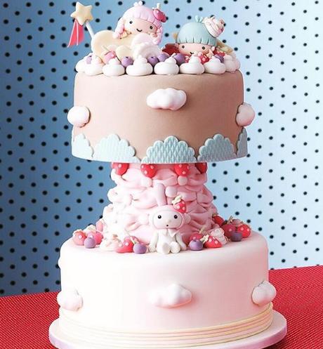 Escoge tu estilo de pastel para tu Baby Shower segun el tema