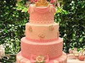 Escoge estilo pastel para Baby Shower segun tema