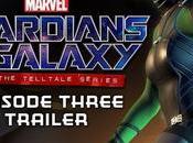 Tráiler episodio Guardians Galaxy: Telltale Series