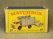 Transporte ganado Matchbox