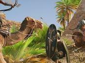 combate Assassin's Creed Origins