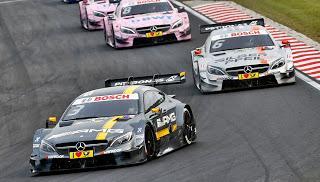 Del DTM a la Fórmula E