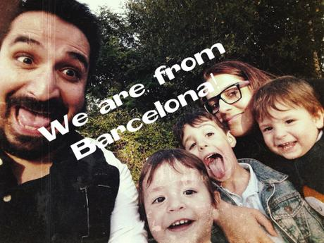 Diario de a bordo: We are from Barcelona