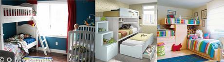 7 tipos de camas infantiles para niños cuando dejan la cuna
