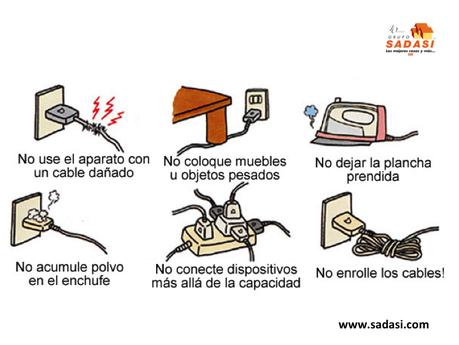 Tips para prevenir incendios en el hogar