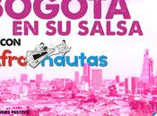 Afronautas rumbo Bogota...