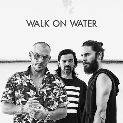 Escucha 'Walk on Water', primer single del regreso de Thirty Seconds to Mars después de cuatro años
