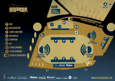 mapa festival gigante