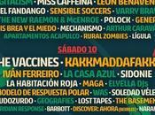 cartel completo Festival Arts