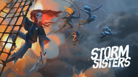 Reseña | Storm Sisters. El mundo que se hunde ~ Mintie Das