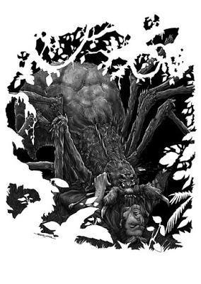 La maldición de la Diosa Araña - Miguel Ángel Naharro