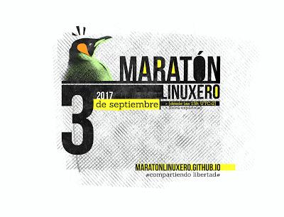 MARATÓN LINUXERO DÍA 3 DE SEPTIEMBRE A PARTIR DE LAS 15:00 HORAS (HORARIO ESPAÑOL UTC+2)