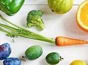 Alimentos primavera: frutas hortalizas frescas