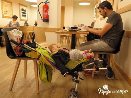 Cuál es la mejor edad para viajar con niños