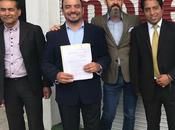 Presenta félix santana, carta intención coordinador organizativo