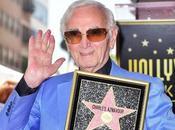 Charles Aznavour, tiene estrella