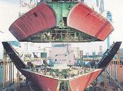 Transporte marítimo: dónde vienen buques?