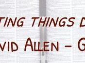 Getting things done, David Allen Método