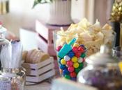 Postres para fiestas, mesa dulces