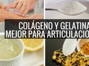 Colágeno gelatina para articulaciones, huesos piel Si...