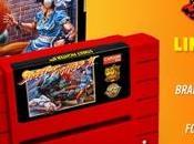 Capcom anuncia reedición limitada cartucho Street Fighter para SNES