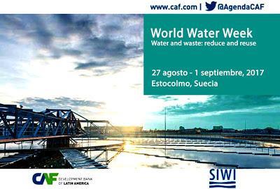 Semana Mundial del Agua.