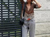 vintage camisa mommy pants