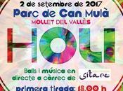 Holi Mollet Vallès, festival colores indio