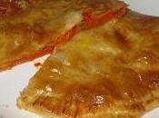 Empanada mejillones escabeche