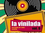 Vinilada Vol. Mercadillo vinilo Medellín